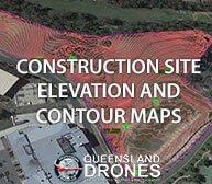 Contour Maps for Construction and Development