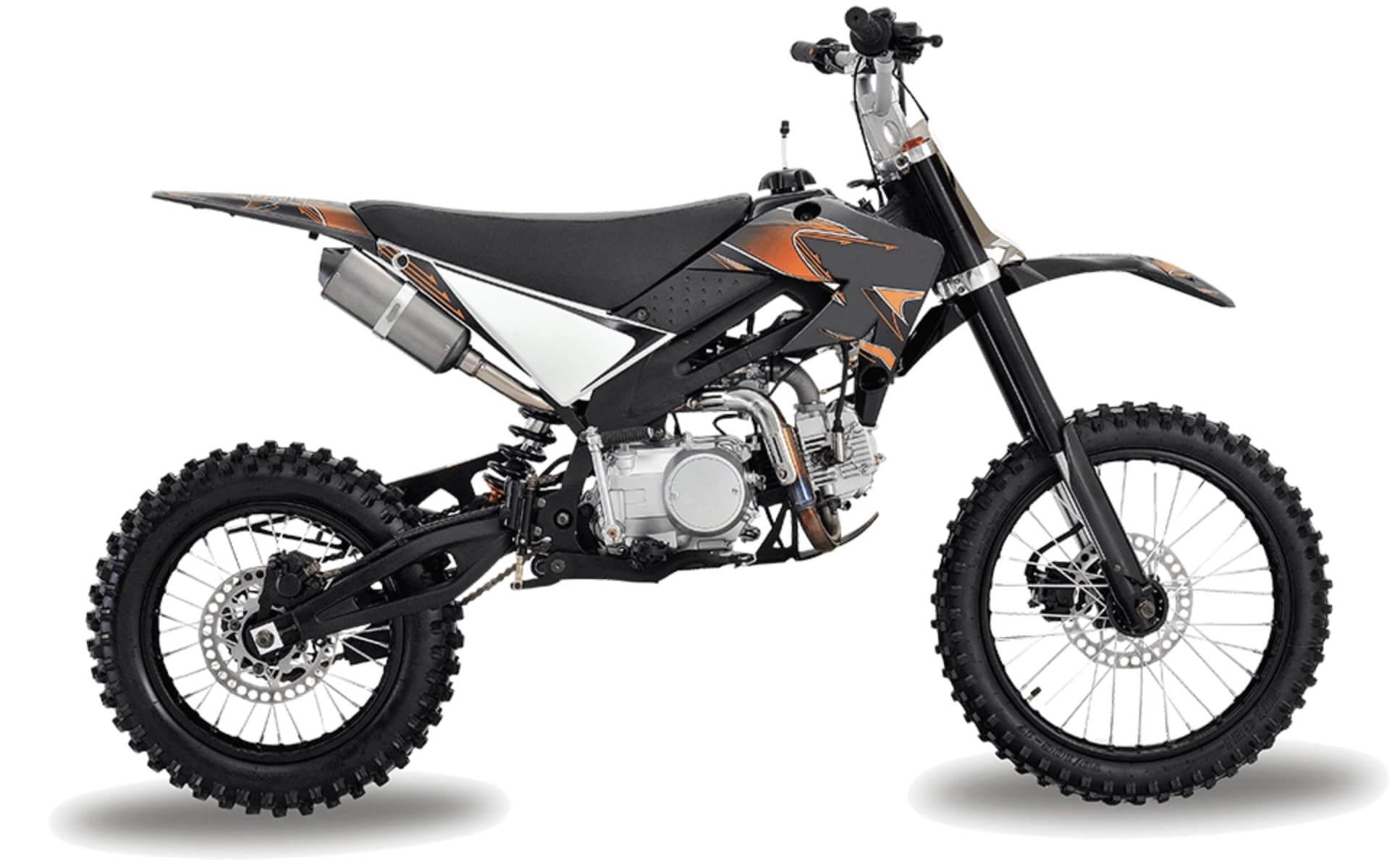 X Motos pit bike