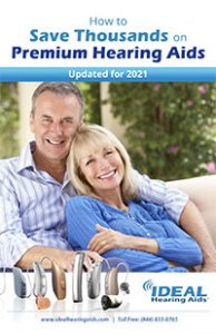 Ideal Hearing Aids Buyer's Guide