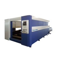 Máquina de corte a laser de ferro