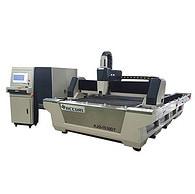 Industriell laserskärmaskin