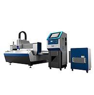 Lasersnij snijmachine