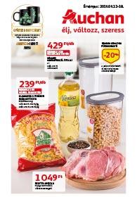 Auchan akciós újság 2019. 09.12-09.18