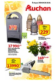 Auchan akciós újság 2019. 09.26-10.16