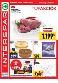 Interspar akciós újság 2019. 09.05-09.11