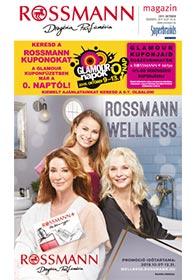 Rossmann akciós újság 2019. 10.07-10.18