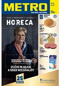 Metro HORECA katalógus 2019. 10.09-11.05