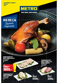 Metro HORECA Gourmet katalógus 2019. 10.09-12.03