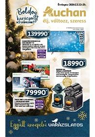 Auchan Ajándék katalógus 2019. 12.12-12.23