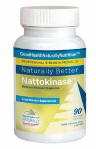 What does Nattokinase do