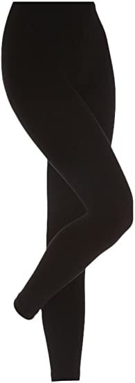 HEAT HOLDERS fleece lined insulated leggings | 40plusstyle.com
