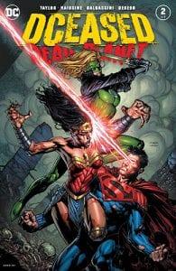 Review Komik DCeased: Dead Planet #2 (DC Comics, 2020)