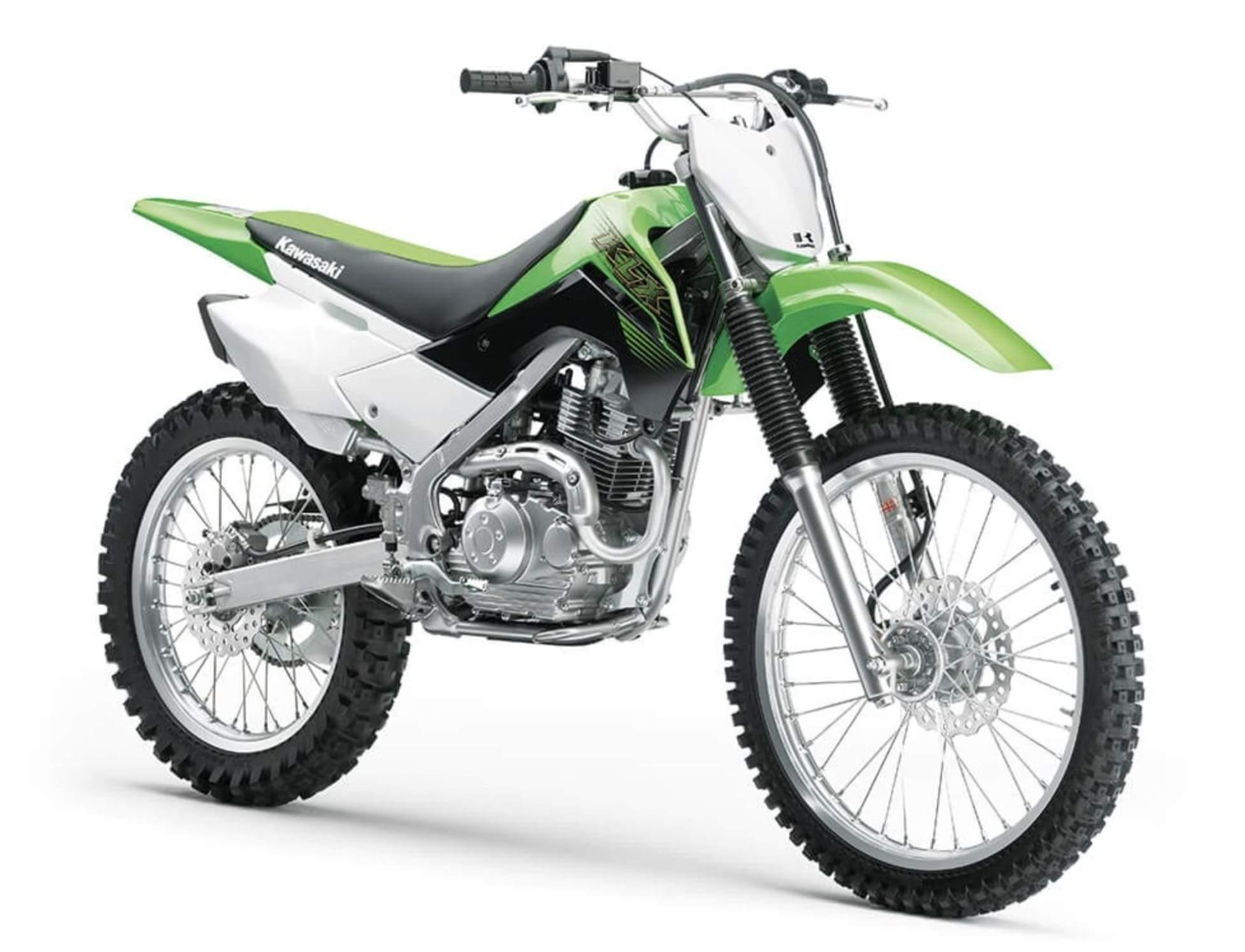 2021 Kawasaki KLX140G