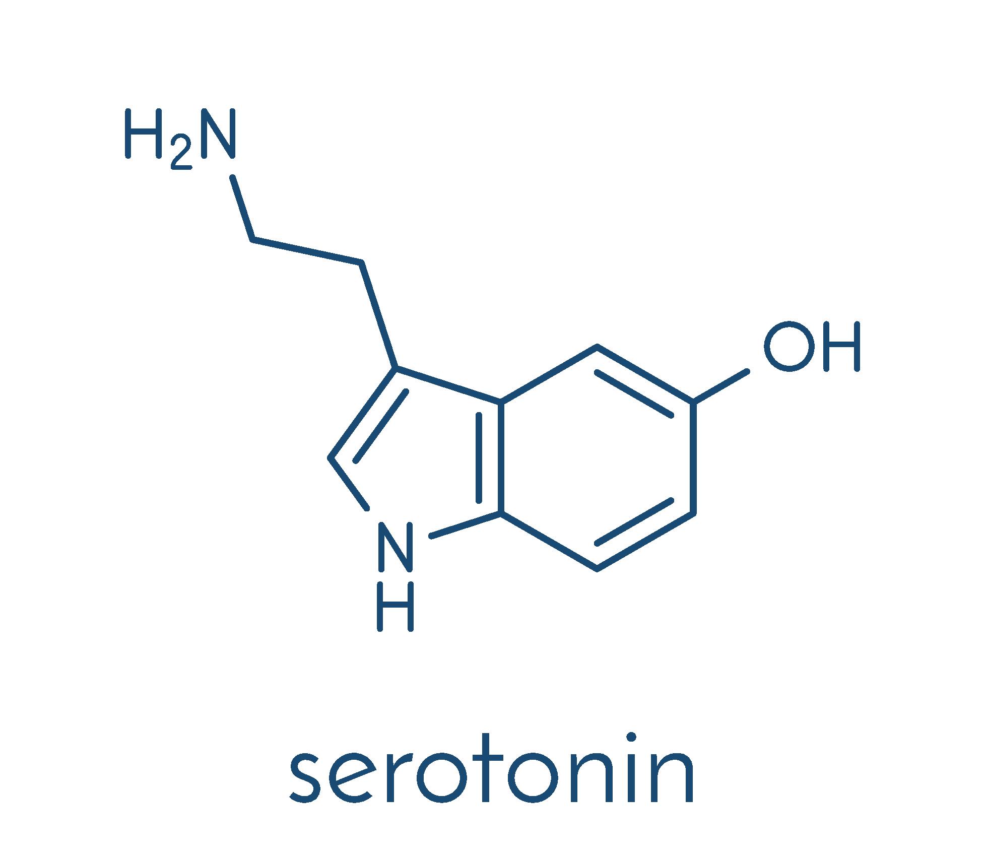 Die Funktionen von Serotonin sind vielfältig, hier ein kleiner Auszug davon: Herz-Kreislauf-System - Blutdruck, Gefäßmuskulatur Blutgerinnung Magen-Darm-System - Übelkeit, Erbrechen, Peristaltik Zentrales Nervensystem - Schlaf, Körpertemperatur, Schmerzempfindung, Schmerzverarbeitung Stimmungslage Appetit