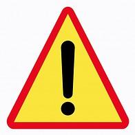 danger sign symbol