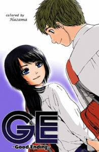 Review Manga GE: Good Ending (Kodansha, 2009)