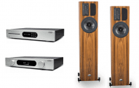 Creek Voyage i20 & CD-Dac – Apertura Edena Evolution