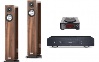 Lecteur Rega Apollo – Amplificateur Primare I15 Prisma – Recital Audio Define hefa