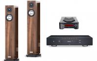 Lecteur Rega Apollo – Amplificateur Primare I15 Prisma – Recital Audio Define hefa