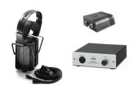 Wattson Emerson Analog – Amplificateur casque Stax SRM-252S – Casque Stax SR-L500 Mk2