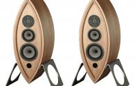 KEA Audio Oceania : des enceintes acoustiques au format atypique