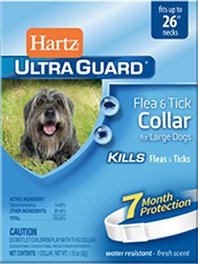 Hartz UltraGuard Collar For Dogs review