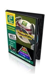 Coerver Coaching: Goalkeeping Essentials DVD