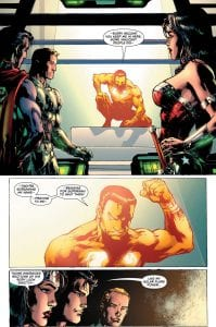 Review Komik Superman/Wonder Woman #28 (2016)