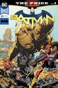 Review Komik Batman #64 (DC Comics, 2019)