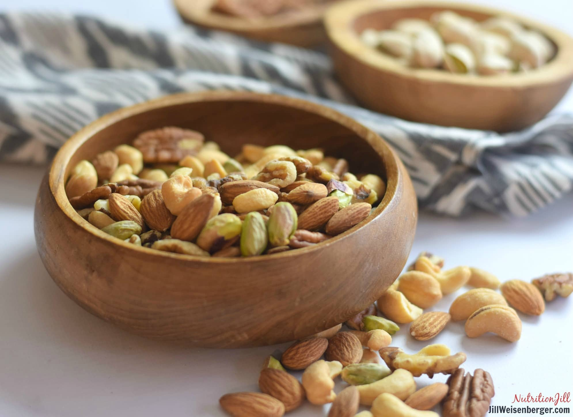 a bowl of the best nut for health