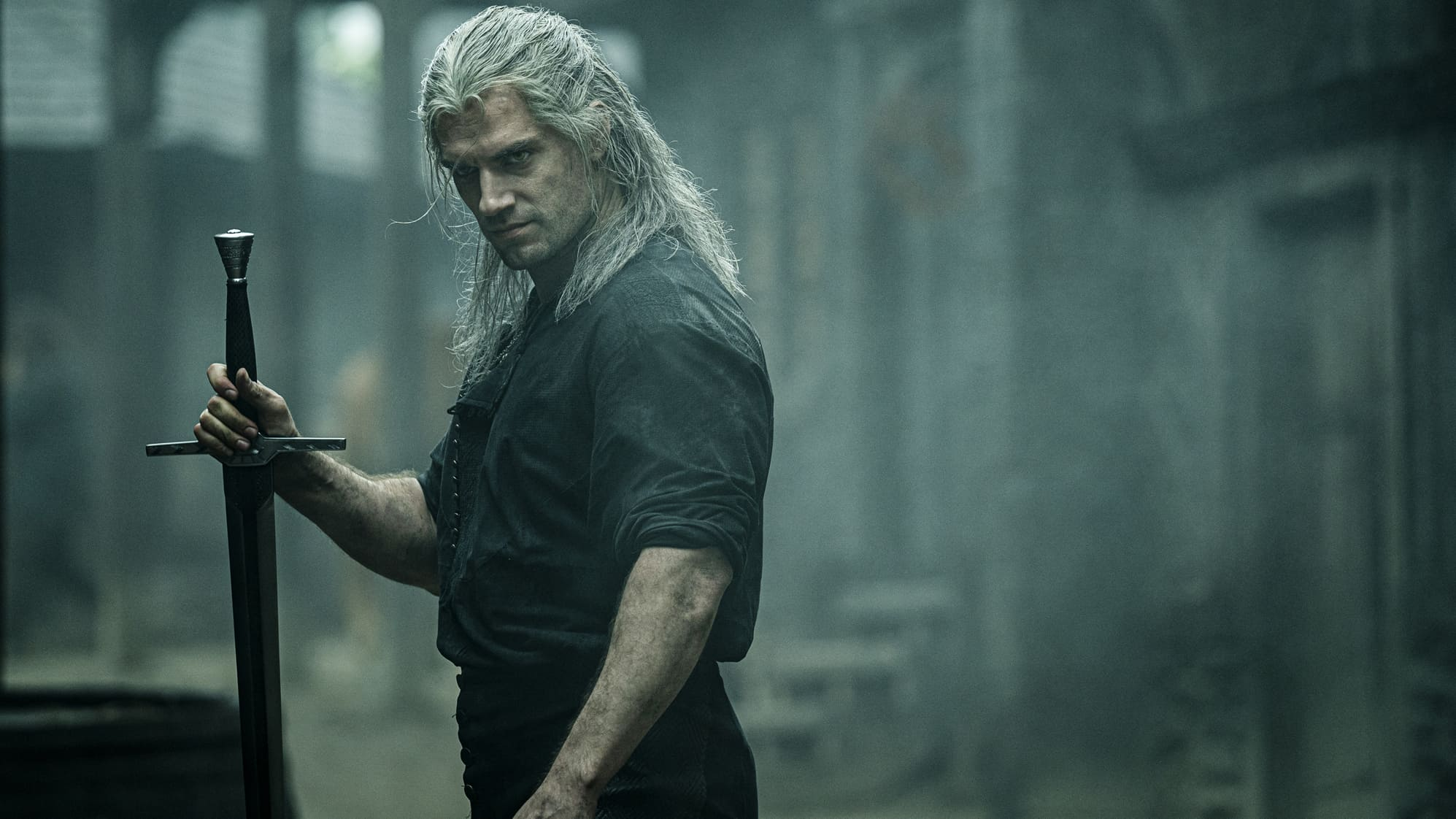 The Witcher ator