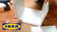 IKEA Kitchen Wall Cabinet Assembly
