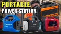 Best Portable Power Stations Inverter Generators