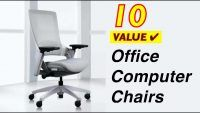 10 Best Value Office Computer Desk Chairs