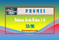 download promes bahasa arab kelas 1-6