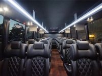 20-40 person executive minibus shuttle