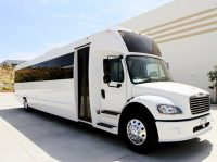 20-30-40 passenger corporate shuttle minibus rental in Washington DC