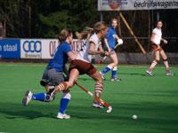 Image: Hockey Tilburg MB1 tegen Hod MB1