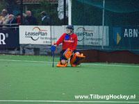 image: Tilburg Hockey heren verliezen van Laren