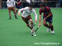 image: Hockey heren Tilburg thuis tegen HCKZ