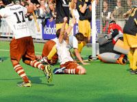 image: Tilburg Hockey heren thuis tegen Den Bosch