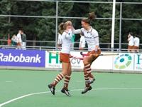 Tilburg dames winnen thuis van Concordia