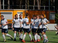 HC Tilburg JA1 tegen Maastricht JA1