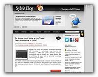Sylvis Blog vorher
