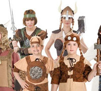 Disfraces de vikingo