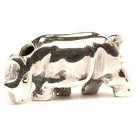 Trollbeads 11504 - Rhinoceros