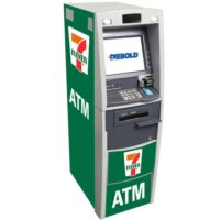 Diebold Opteva 522 Custom ATM Graphic Wrap