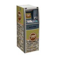 Diebold Opteva 500 ATM Wrap