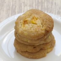 Peach Drop Cookies are a wonderfully delicious way to take advantage of fresh peaches. They're so sweet and light! - Bake or Break