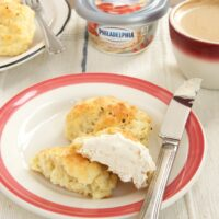 Three Cheese Drop Biscuits are a favorite companion for dinner! - Bake or Break